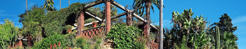 La Pèrgola | Jardí Botànic Marimurtra | Fundació Carl Faust